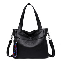 Large Capacity Women Handbags Luxury Designer 2018 Brand Leather Female Tote Bags for Women Shoulder Crossbody Bags Sac Femme