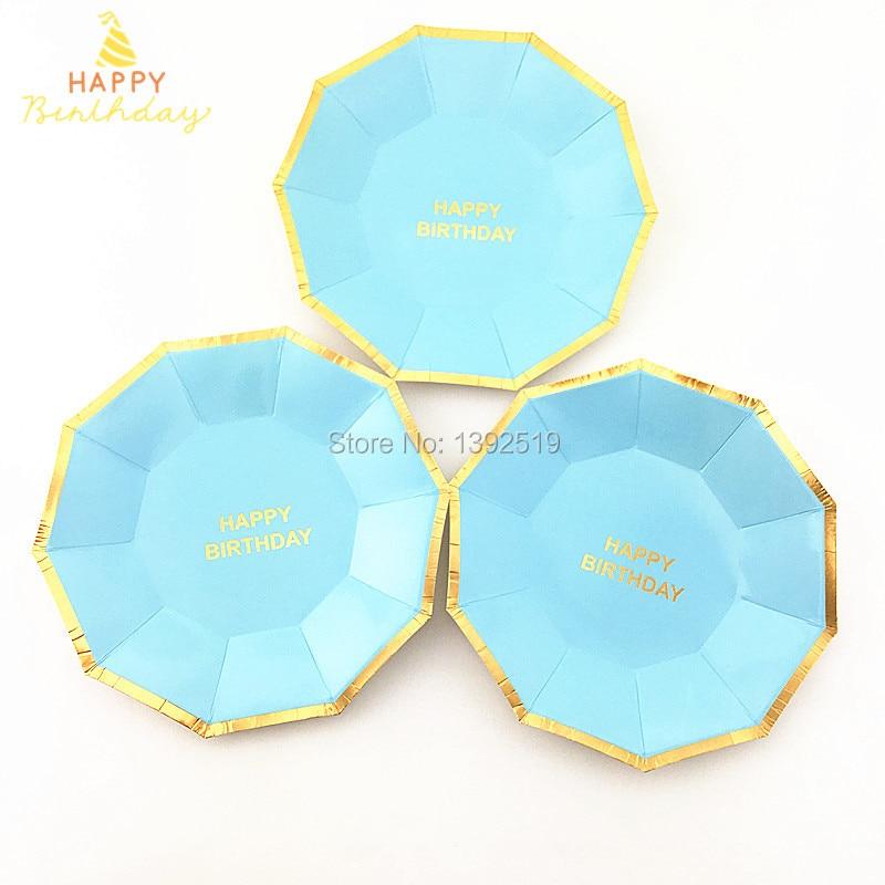 decorative paper plates party supplies - Decorative Paper Plates