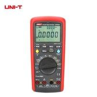 UNI T UT171A промышленная Правда RMS Цифровые мультиметры Авто/ручной диапазон 40000 Дисплей количество мультиметры С USB Интерфейс