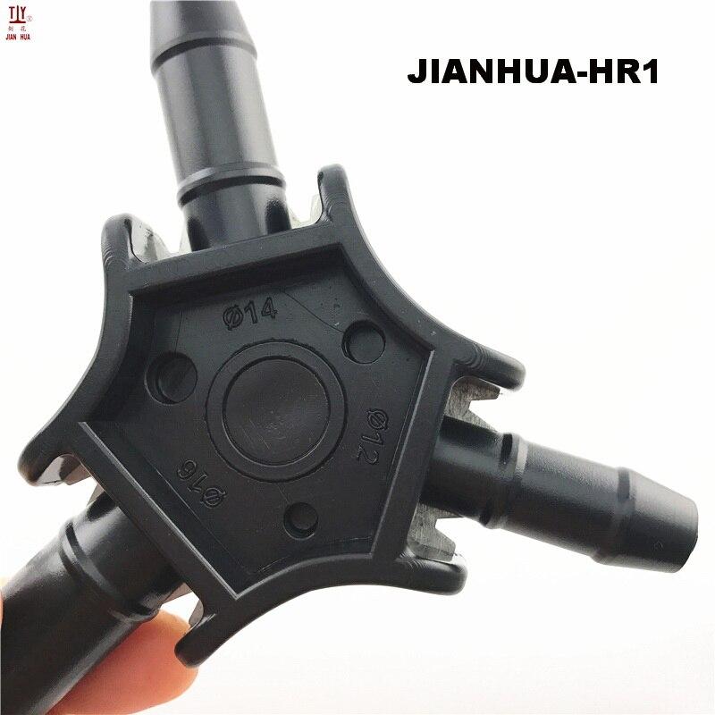 29a1dde7a4e052 Goede Kopen Gratis Verzending Kwaliteit 12mm 14mm 16mm manual PEX AL Ruimer  PPR Calibrator Voor Sanitair Pijp De Loodgieter Gereedschap Goedkoop