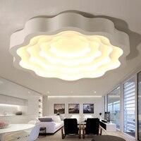 Гладить потолочный светильник светодиодный яркости цвета гостиная освещения дома просто личность спальня искусство освещения освещение п