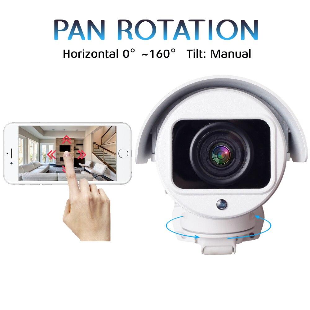 Pan Rotation