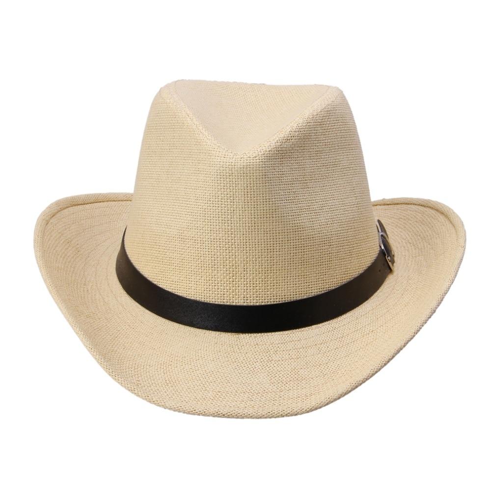 The Wholesale Kimisohand New Hot Fashion 6 Colors Summer Men Straw font b Hat b font