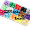 only 15 grid beads