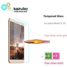 Xiaomi Redmi 3 Tempered Glass 5.0 inch Amazing H Anti-Explosion Screen Protector For Xiaomi Redmi 3 Pro Redmi 3S 3X for xiaomi redmi 3 tempered glass screen protector film for redmi 3s redmi 3 pro redmi 3x glass 0 3 mm