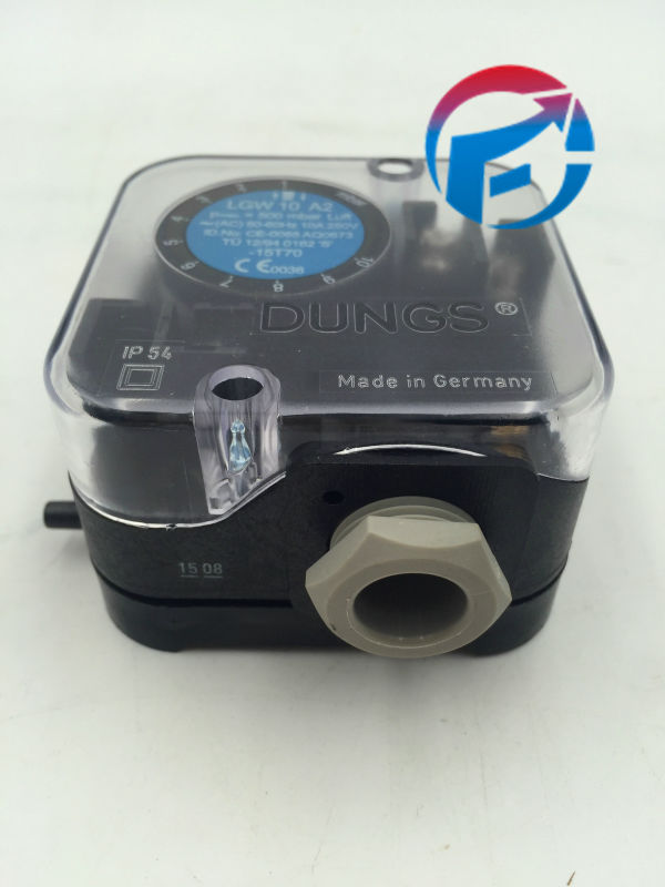 New Arrival Dungs Air Pressure Switch LGW3A2 For Burner New Original new original pressure switch dg10u 3
