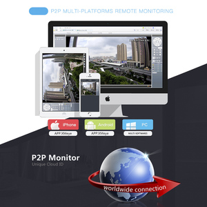 Image 5 - 1.0MP 2MP IP מצלמה חיצוני עמיד למים ראיית לילה Hd 720p 1080p CCTV BULLET מעקבים מצלמה אבטחת Onvif XMEYE P2P