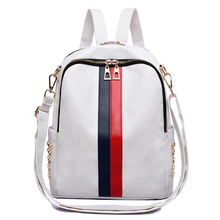 2019 New Arrival Women Backpacks bag PU multi-function College Bags for Teenager Girls Ladies Travel Top quality Backpack