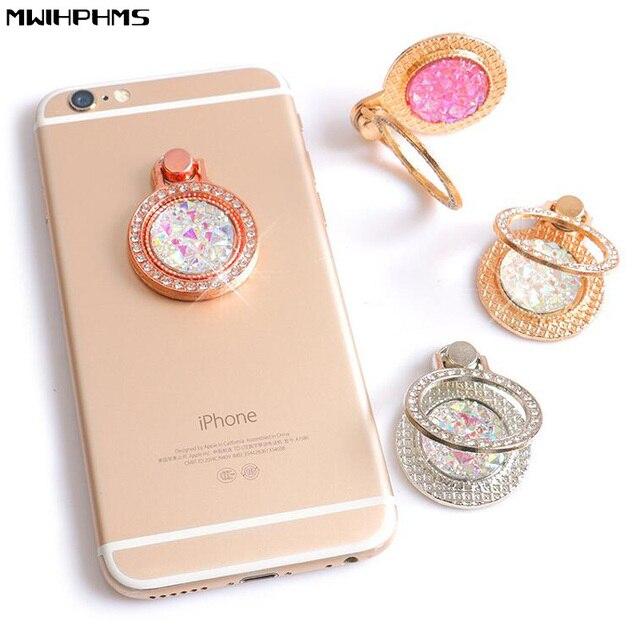 Luxury Finger Ring Smartphone Holder