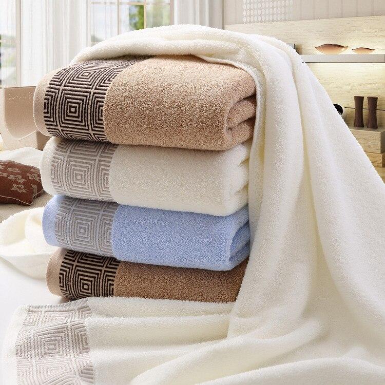 miglior cotone 100 beach bagno asciugamano in microfibra morbido bagno set di asciugamani da bagno