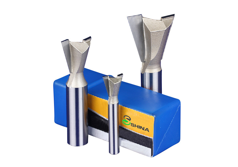 цена на 1Pc 360 deg Proffesional Grade Dovetail Router Bit Mill Cutter Super Cemented Tungsten Carbide Engraving Tool YWx1-4x1-4