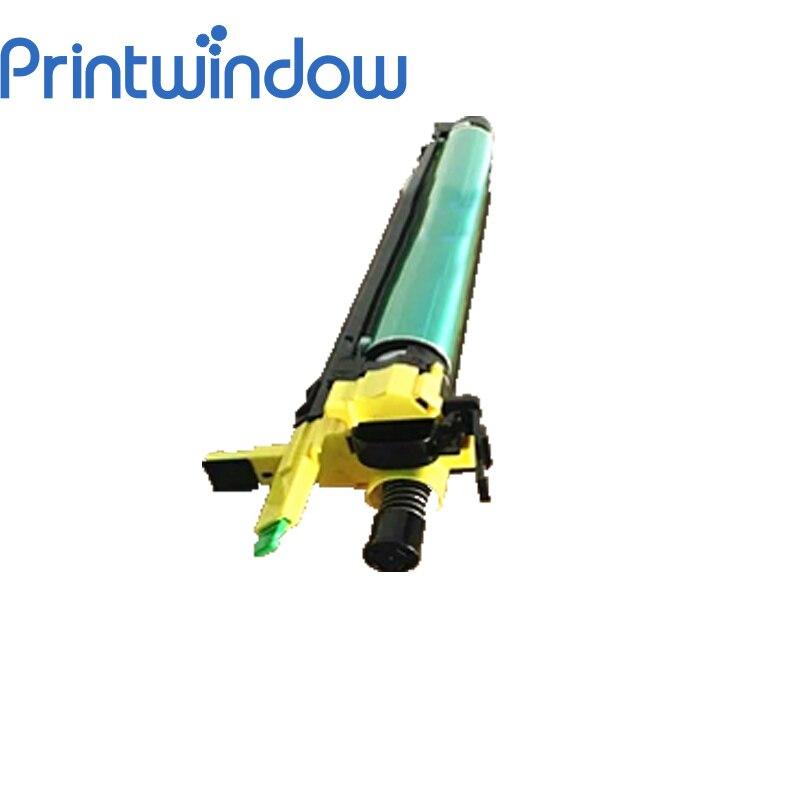 Printwindow Original Yellow Drum Unit for Toshiba 2555C 3055C 3555C 4555C 5055C Copier Parts 6LJ706863 compatible for toshiba chips e studio 2555c 3555c 4555c 5055c toner cartridge chip