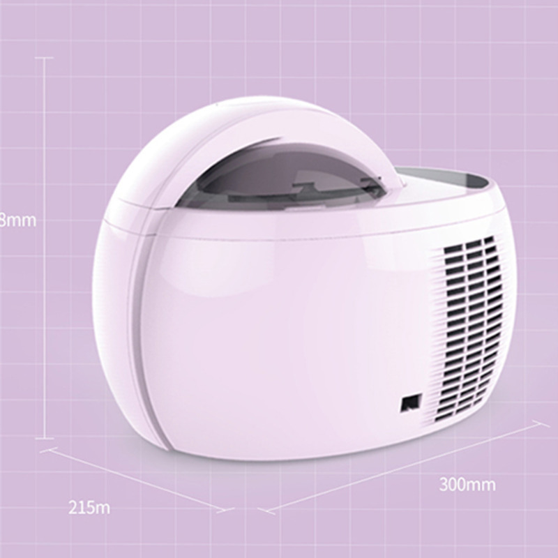 Ice Cream Machine Household Small-sized Ice Cream Machine Children Self-control Ice Cream Machine Fully Automatic Dessert 2