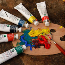 12 packs Professional All colors 50ml per tube oil painting pigment art supplies