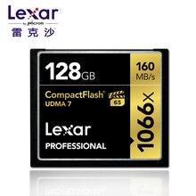 الأصلي!!! إكسر المهنية 128GB 64GB 32GB فلاش مدمج 160 برميل/الثانية CF بطاقة الذاكرة 1066x UDMA7 VPG 65