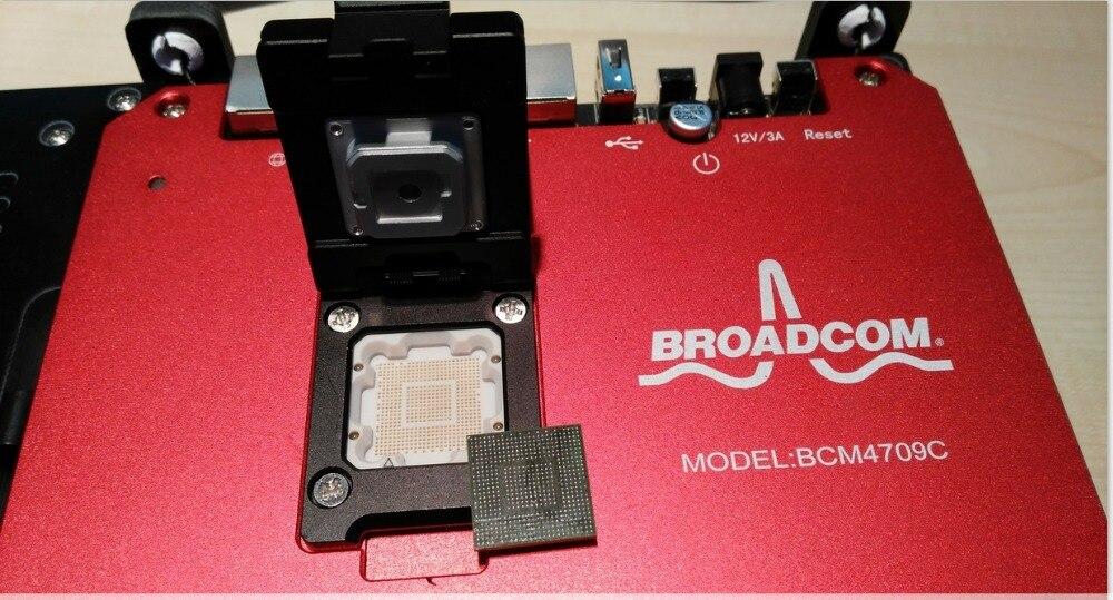 Bcm4709c zócalo para CPU de xiaomi r2d router pruebas funcionales ...