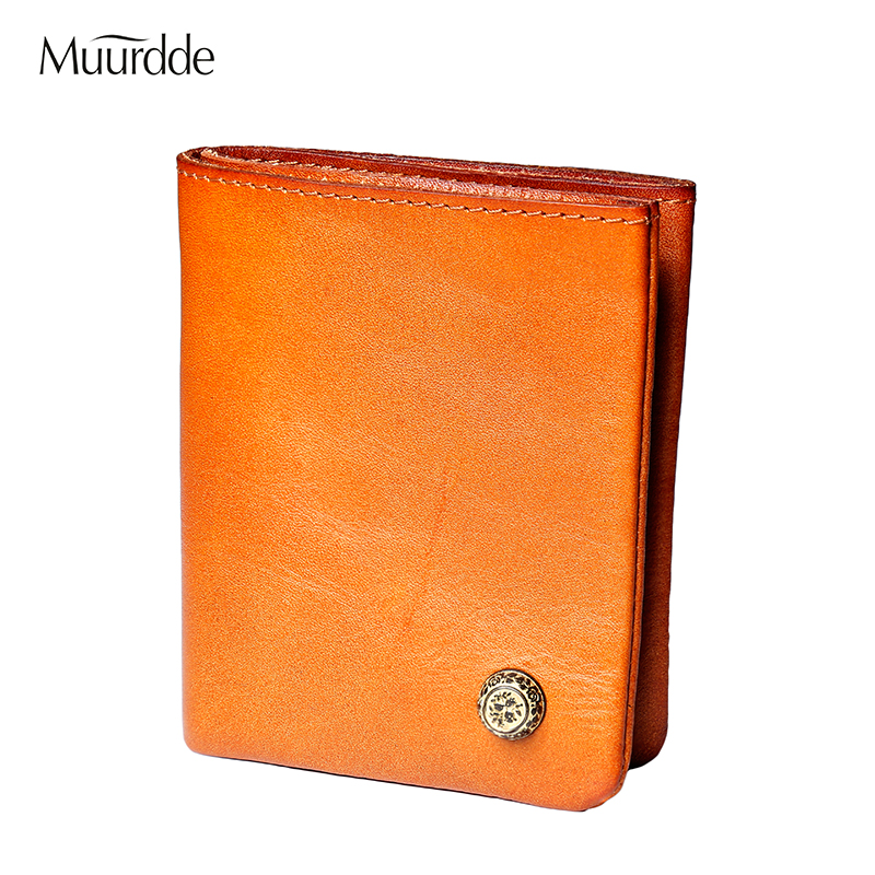 New Genuine Leather Mini Wallets Women Female Purses Coin Small Portomonee Bifold Rfid Wallet Lady Purse For Girls Money Bag
