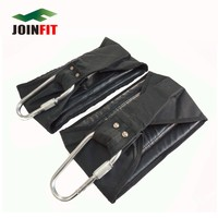 JOINFIT 1 Pair AB Sling Straps Abdominal Muscle Exercise Hanging Belt Chin Up Leg Lifts Fitness