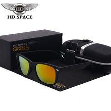 HD gafas de Sol Polarizadas Retro Lady de Los Hombres del Inconformista Calle Complemento Clásico Espejo Gafas de Conducción Gafas de Sol Fresco Gafas LD022