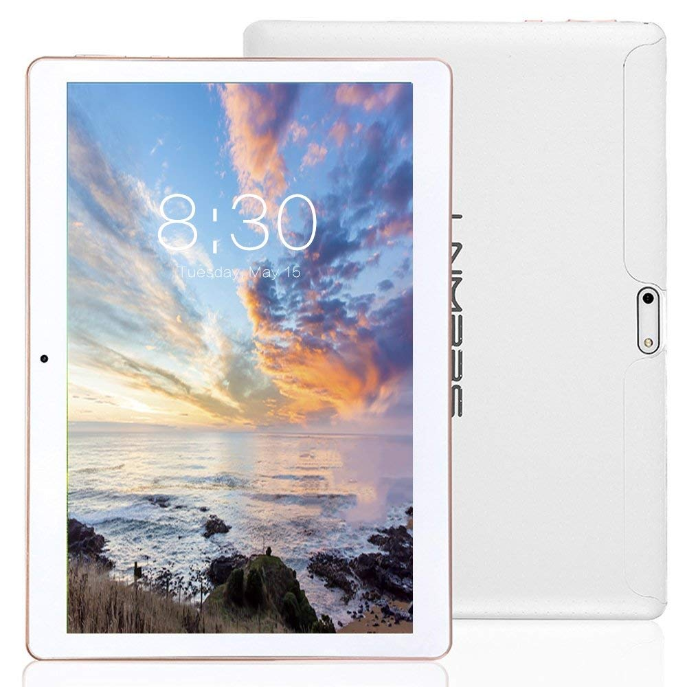 LNMBBS tablets 10.1 android 7.0 tablets dual cameras 2 SIMS 3G Phone call wifi WCDMA 4 core 1920*1200 IPS 5MP 2gb ram 32gb rom