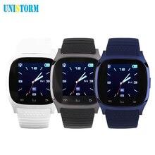 Smartwatch Bluetooth M26 Reloj Inteligente Usable Dispositivos para iPhone IOS Android Windows Phone Deporte Whatch Smartfone Desgaste Smartwach
