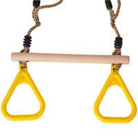 Kids Fitness Sport Thuis Outdoor Fitnessapparatuur Chin-up Indoor Tractie Verstelbare Set Combo Kinderen Trapeze