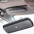 2016 New hot TZ900 Sunvisor Wireless Bluetooth Handsfree Car Kit Speakerphone Audio Music Speaker for iPhone samsung Smartphones