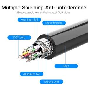 Image 5 - Tions HDMI Verlängerung Kabel 1m 1,5 m 2m 3m 5m Männlich Zu Weiblich Extender HDMI Kabel 1080P 3D 1,4 V Für HDTV LCD Laptop PS3 Projektor