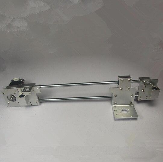 Reprap Prusa i3 3D printer parts (no motor)aluminum alloy all metal X carriage +X end idler +X end motorReprap Prusa i3 3D printer parts (no motor)aluminum alloy all metal X carriage +X end idler +X end motor