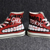 Halloween Sneakers Hip-hop  2