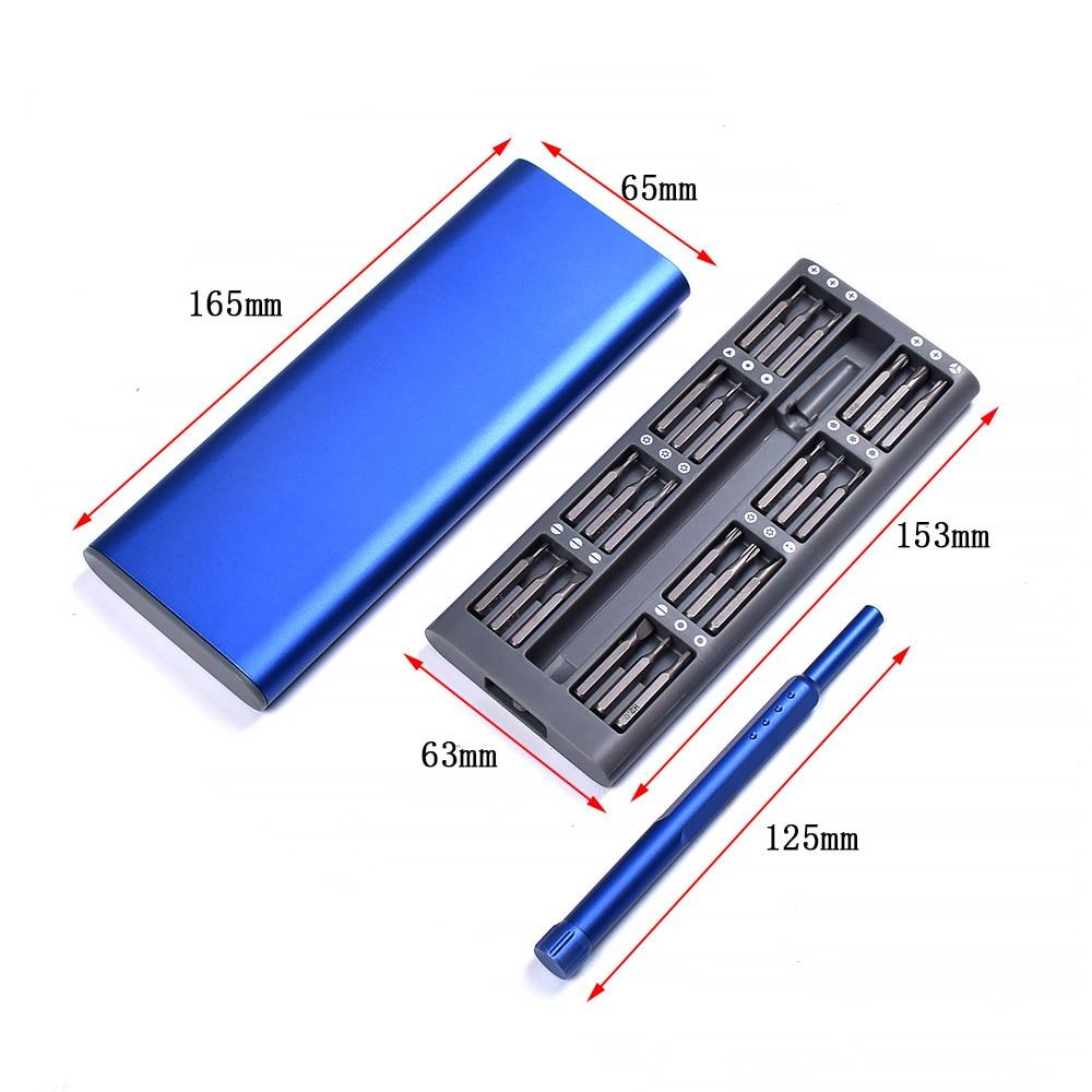 Magnetic 48in1 Precision Screw Driver Kit