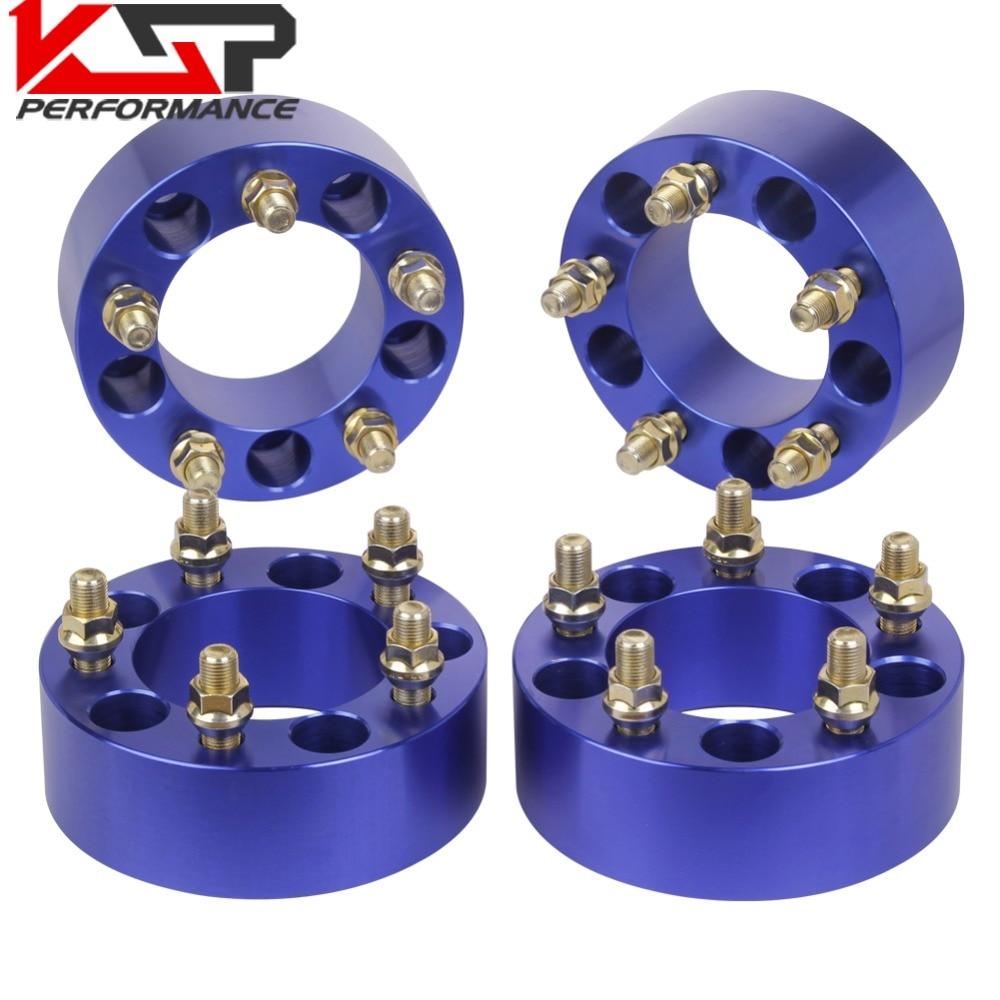 KSP 4Pcs 2 (50mm) 5 Lug Wheel Spacers Adapters 5x4.5 To 5x114.3mm For Jeep Wrangler TJ, YJ, XJ, KJ, KK, ZJ, MJ,Grand Cherokee 4pcs new billet 5 lug 14 1 5 studs wheel spacers adapters for bmw x5 e70 2007 2013