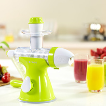 2016 Hot Multifuctional Kids Fruit Juicer Orange Lemon Juice Extractor Fruit Vegetable Juice Machine Household Kitchen Tools