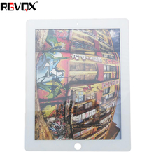 все цены на RLGVQDX for Ipad 2 iPad2 Replacement Digitizer Glass Panel 9.7 inch Tablet Touch Screen онлайн