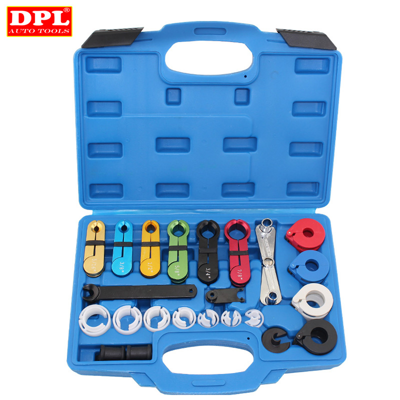 Fuel /& Transmission Line Disconnect Tool Set Of Auto A//C Tool Set