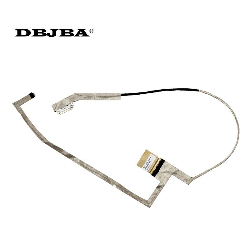 NEW laptop LCD Cable For Toshiba Satellite L750 L755 L750D L755D Video Flex Cable DD0BLBLC000 DD0BLBLC040 new lcd flex video cable for toshiba satellite l870 l875 l875d c870 c870d c875d c875 laptop lvds cable p n 1422 0159000