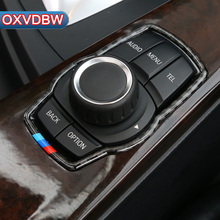 F20 Car Multimedia Button Decoration Stickers