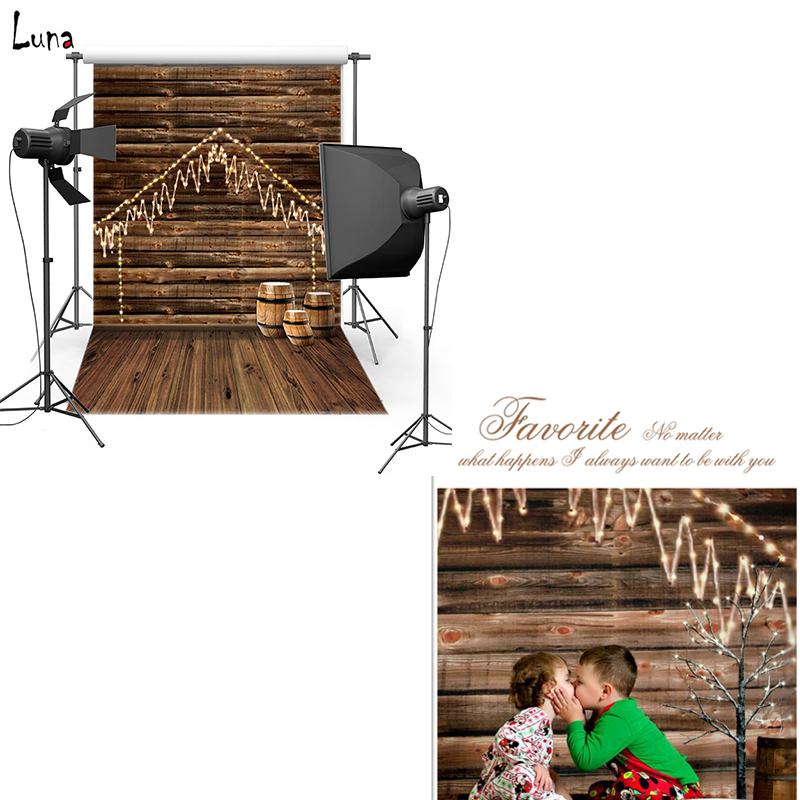 Photography Background Backdrop Wood Wall Floor For Newborn Children Kids Vinyl&Oxford for photo photographic studio  vinyl photo backdrops for photo studio button oxford photography background wood floor for children free shipping