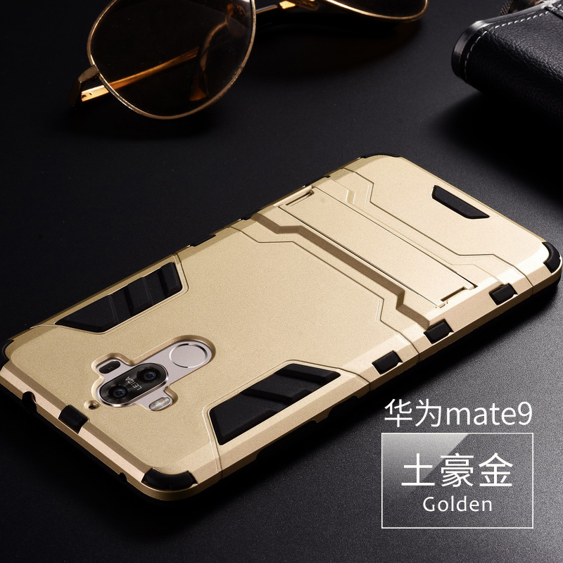 For Huawei Mate 9 Case GZKB Dual Layer Soft TPU&Amp;Slim Hybrid Armor Plastic Shockproof Holder Coque Case For Huawei Mate 9 Cover