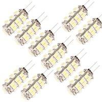 10X) 10 * G4 белый 26 3528 smd led морской лодка пятно света лампы