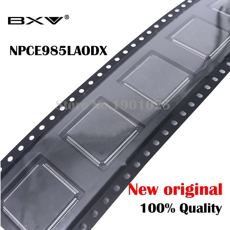 2pcs NPCE985LAODX NPCE985LA0DX QFP-128 NPCE985 New Original