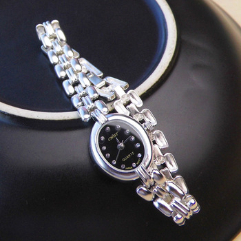 S925 Sterling Silver Watch Matte Retro Thai Silver Fashion Ladies New Wholesale Detachable Section Silver Watch Bracelet