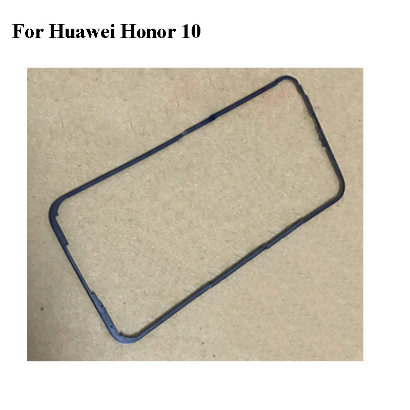 For Huawei Honor 10 Front Housing Chassis Plate LCD Display Bezel Faceplate Frame (No LCD) For Huawei Honor10