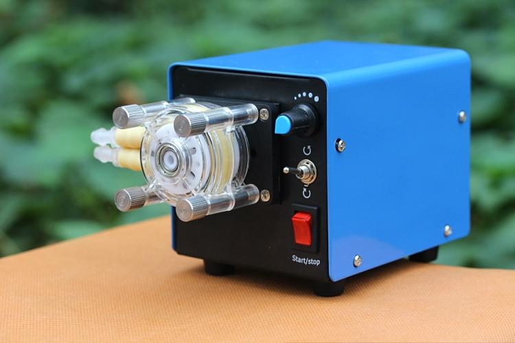 Large flow rate peristaltic pump machine dosing pump anti-corrosion vacuum pump strong suction pumpfrom INTOP 1pcs 12v anti corrosion vacuum pump mini 0 400 ml min self suction peristaltic pump