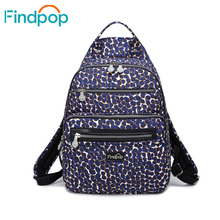 2016 Now Fashion  Canvas Women Backpack Big Capacity School Bags For Teenagers Printing Backpacks For Girls