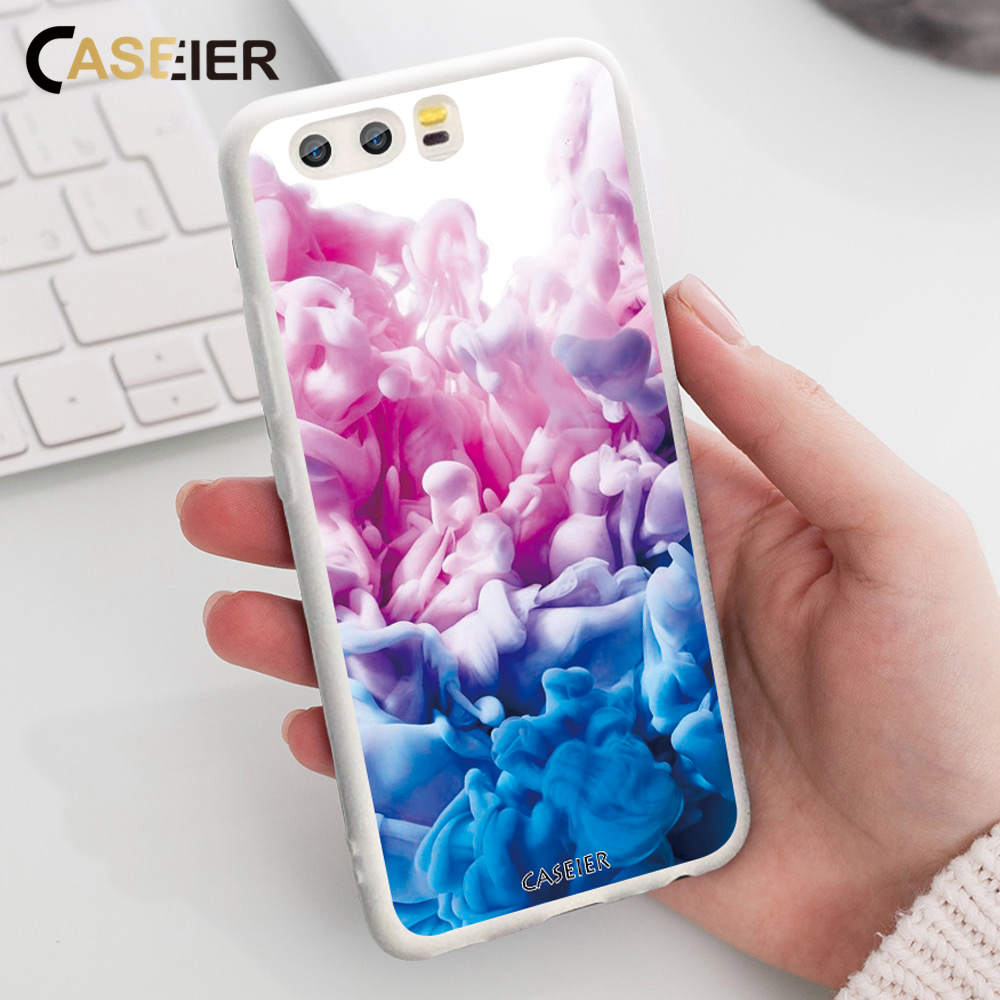 Us 2 09 55 Off Caseier Wallpaper Element Phone Case For Huawei P Smart 2019 Plus P8 P9 P20 Case For Huawei Honor 10 9 7a 7c 8x Fundas Capinha In