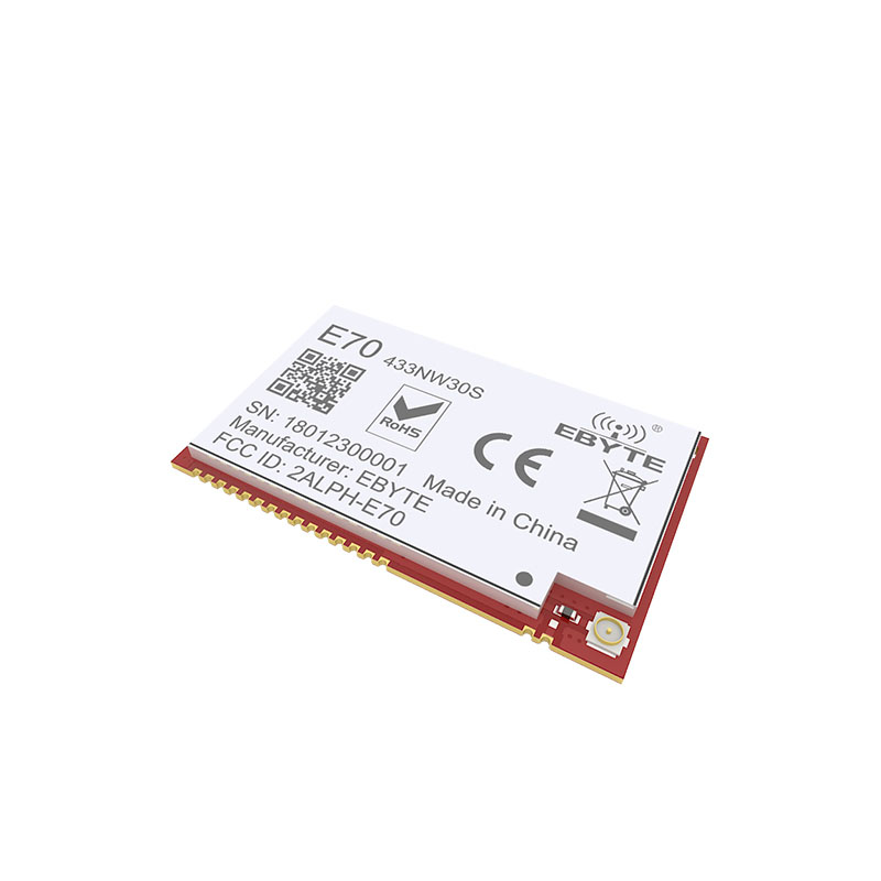 Image 5 - E70 433NW30S CC1310 1W 433mhz SMD Wireless Transceiver IoT 433 mhz IPEX Antenna Transmitter and Receiver-in Fixed Wireless Terminals from Cellphones & Telecommunications