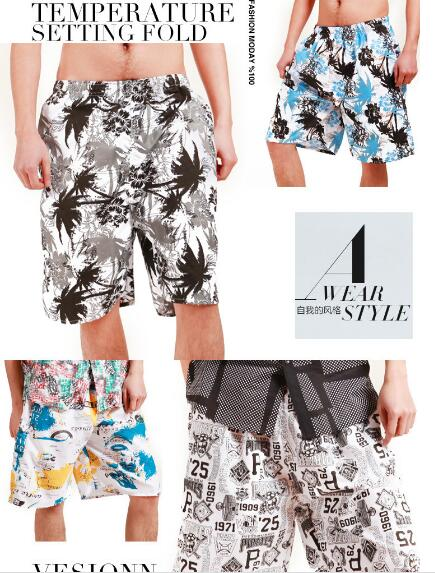 Wholesale Man's quick dry Beach   Shorts   Summer Surfing   Shorts     Board     Shorts