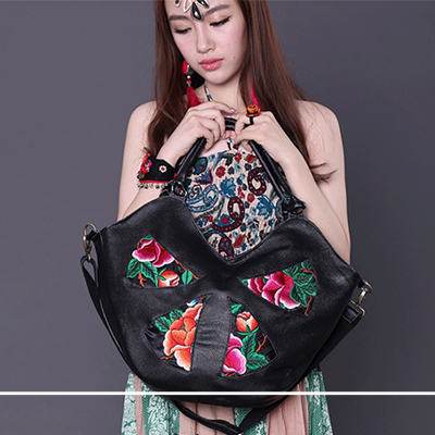 women tote vintage female cow leather handbag designer brands shoulder crossbody bag embroidered messenger cross-body bags purse 2018 women messenger bags vintage cross body shoulder purse women bag bolsa feminina handbag bags custom picture bags purse tote