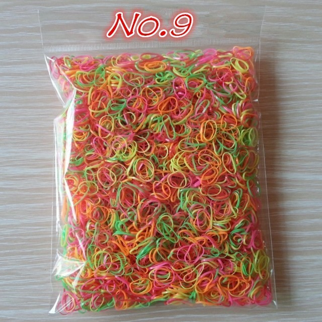 About 1000pcs/bag (small package) 2015 New Child Baby TPU Hair Holders Rubber Bands Elastics Girl's Tie Gum Hair Accessories 1